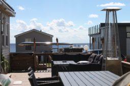 Sherkston Shores Resort Deck View of the Lake