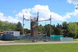 Sherkston Shores RV Resort Climbing and Activities