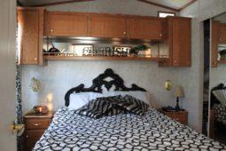 Sherkstone Shores Cottage Rental - Bedroom